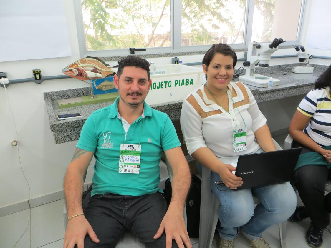 Meet the Fishery Field Trainers of the Rio Negro Aquarium Fishery