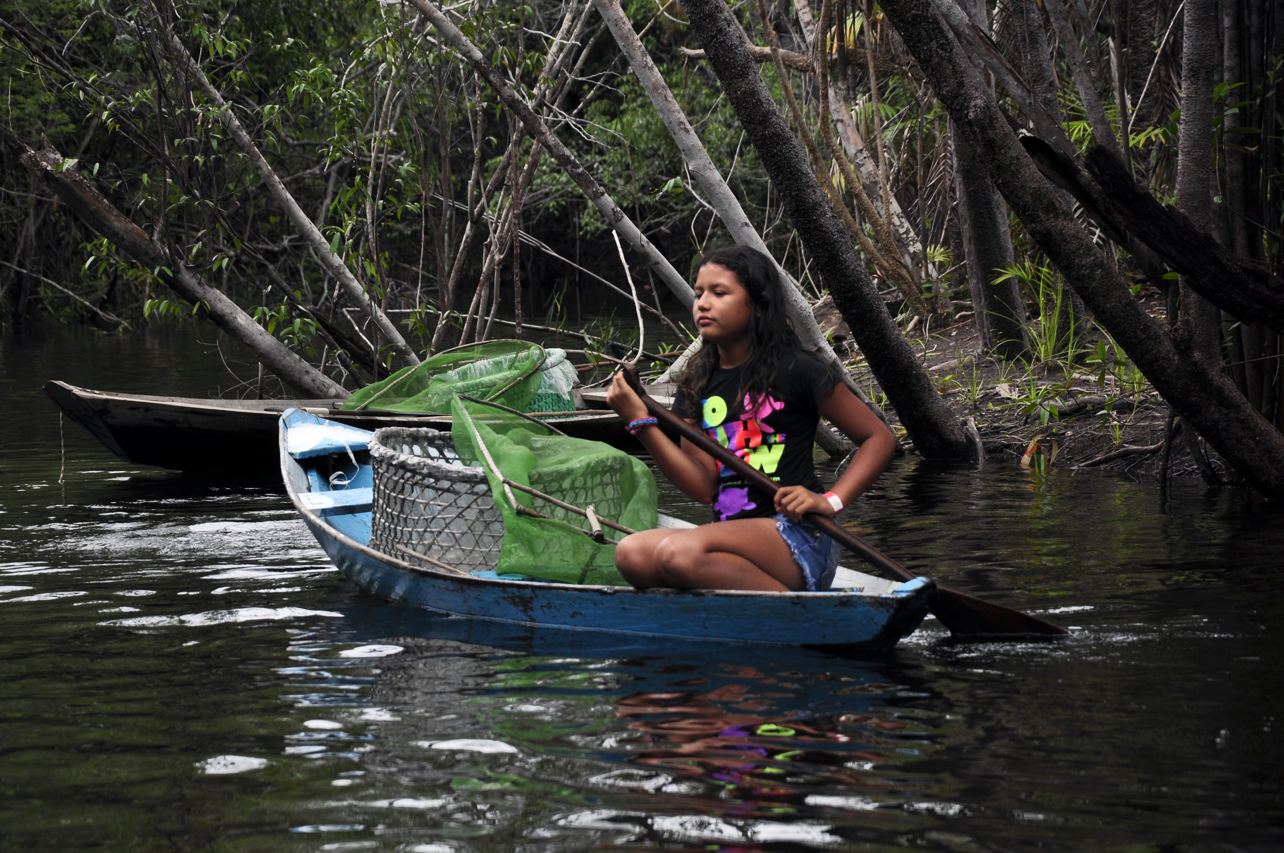 Women fishfolk 2015