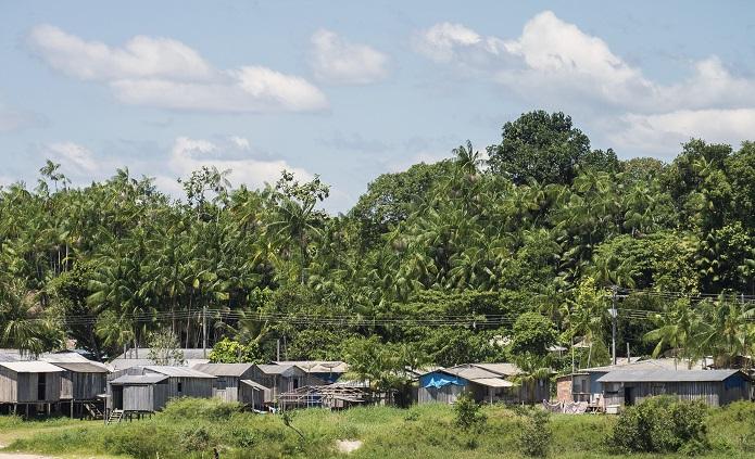 3.4  Santa Isabel do Rio Negro Village - Mike Tuccinardi OFW
